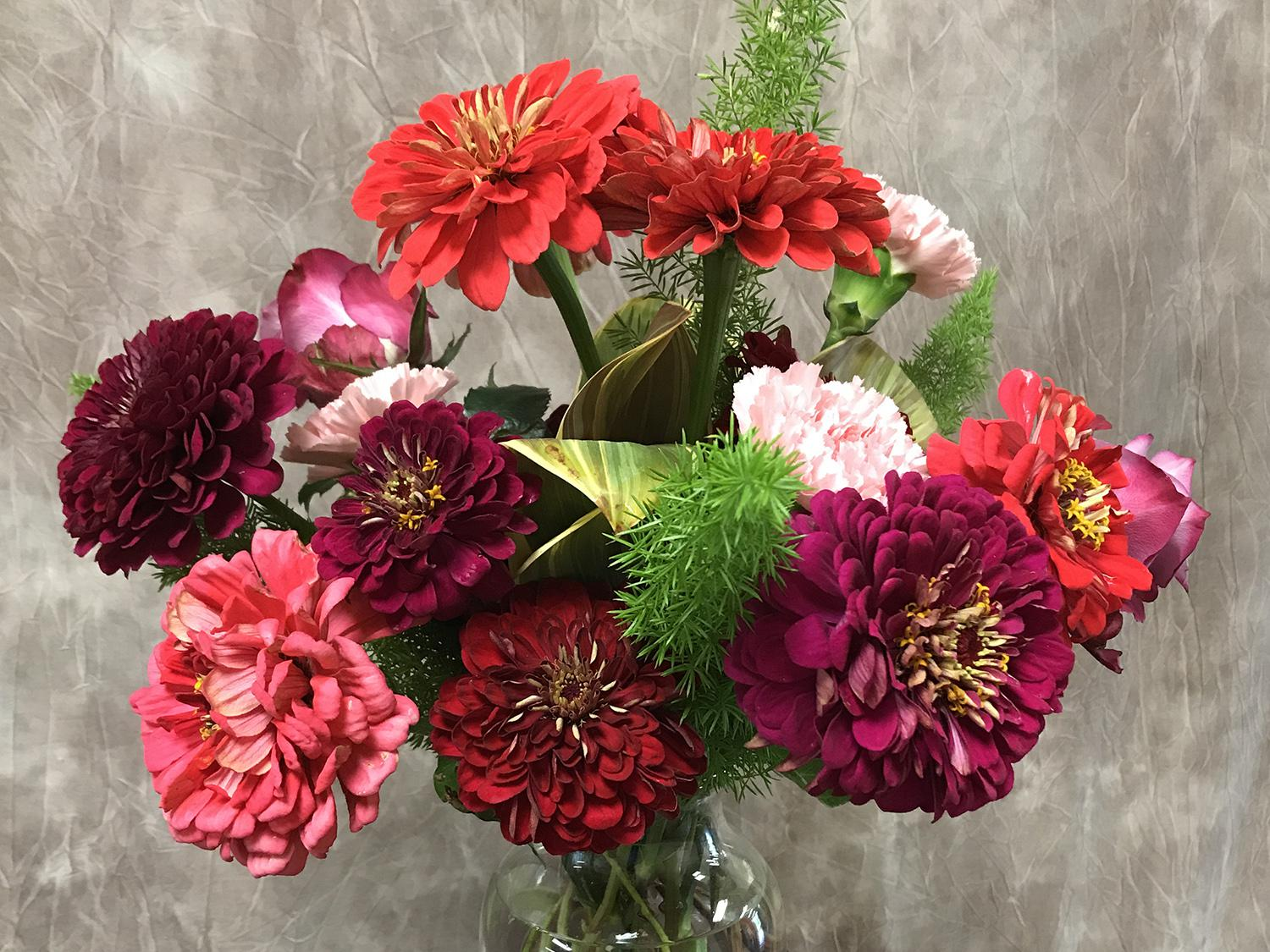 Jim DelPrince, Mississippi State University Extension Service floral specialist, will teach professional florists and entrepreneurs how to design for weddings during a workshop on Aug. 7 and 8. (Photo by MSU Extension Service/Jim DelPrince)