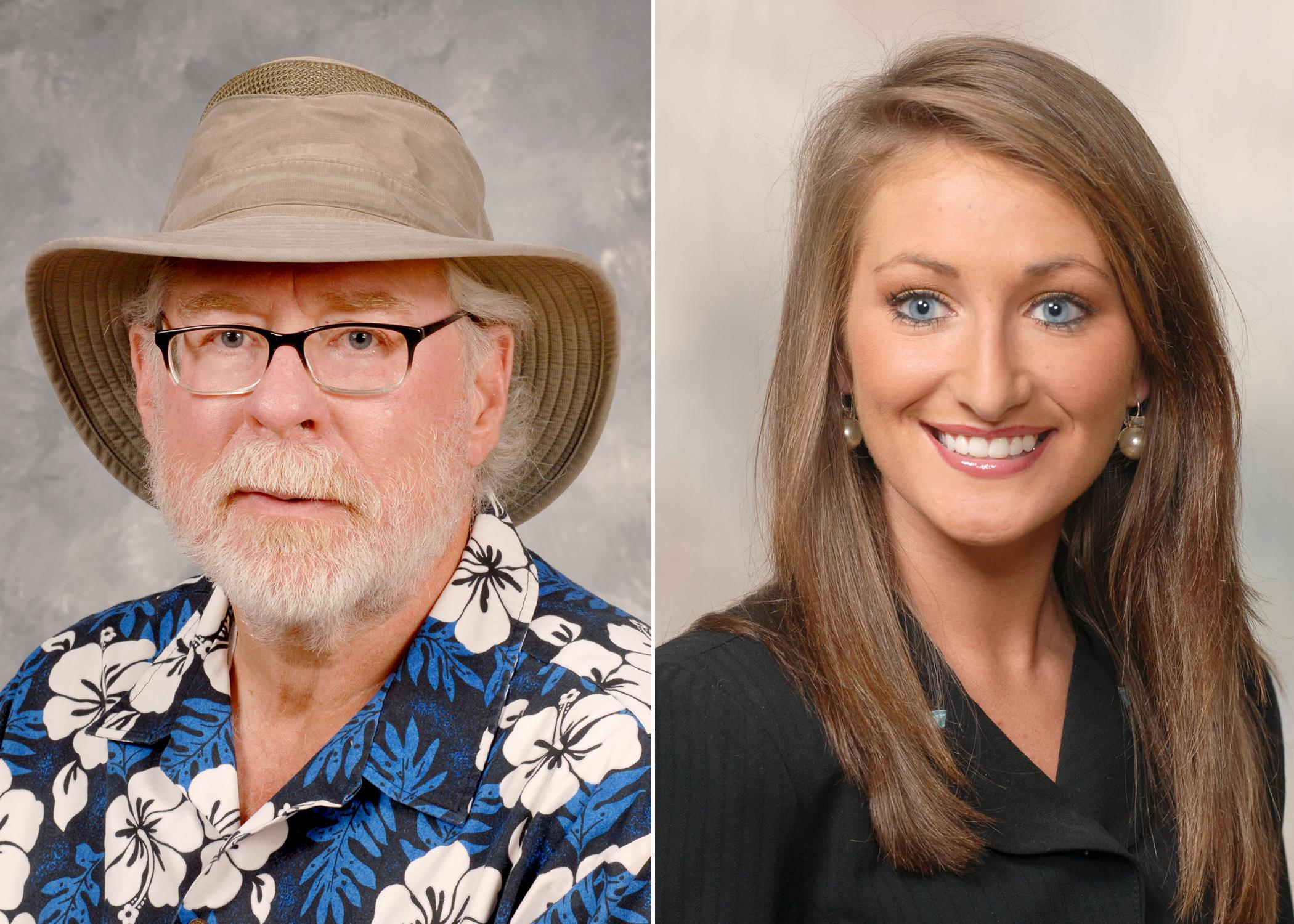 Gary Bachman and Amy Taylor Myers