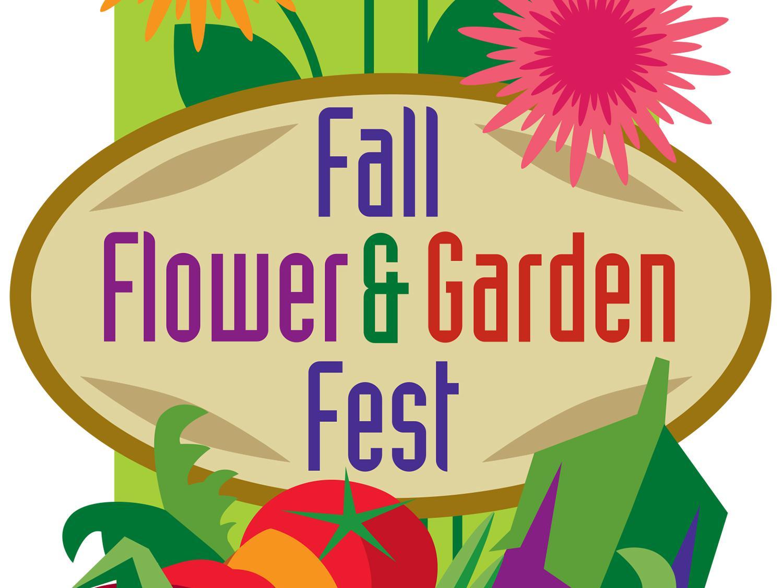 Fall Flower and Garden Fest logo