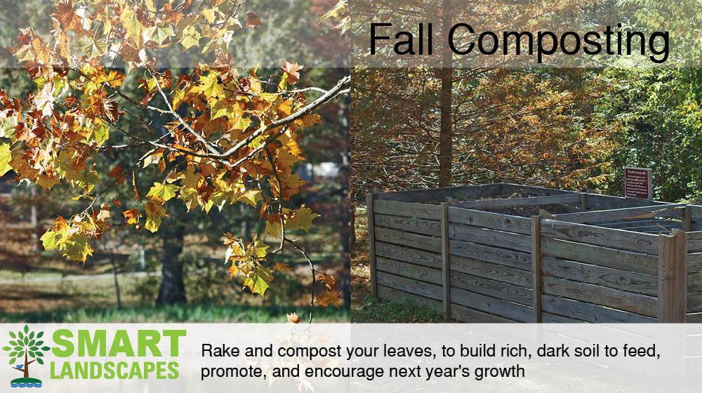 fall composting