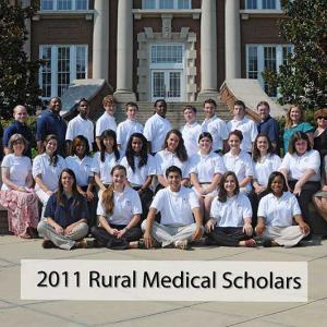 2011 RMS Scholars.