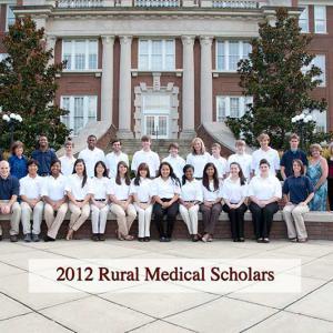 2012 RMS Scholars.