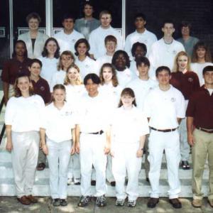 2001 RMS Scholars.
