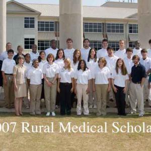 2007 RMS Scholars.