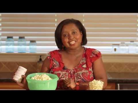Healthy Popcorn July 17, 2016