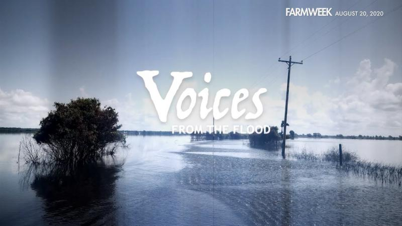 Farmweek | Voices From The Flood | August 20, 2020