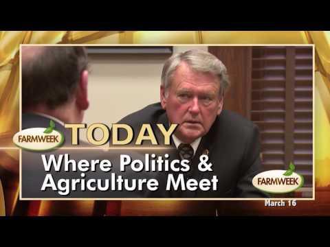 Farmweek Goes on the Road to Jackson, Mississippi, March 16, 2017