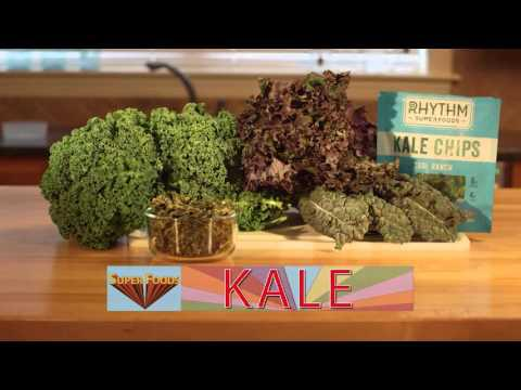 SuperFoods Kale May 1, 2016