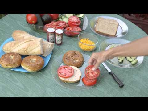 The Perfect Tomato Sandwich August 16, 2015
