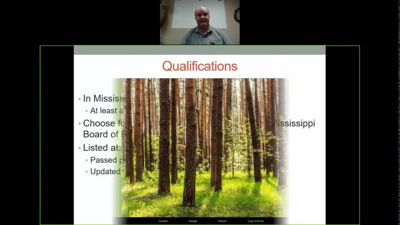 Choosing a Forestry Consultant