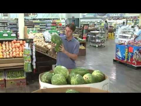 Picking out a Watermelon July 10, 2016