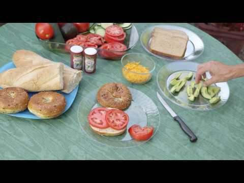 The Perfect Tomato Sandwich August 7, 2016