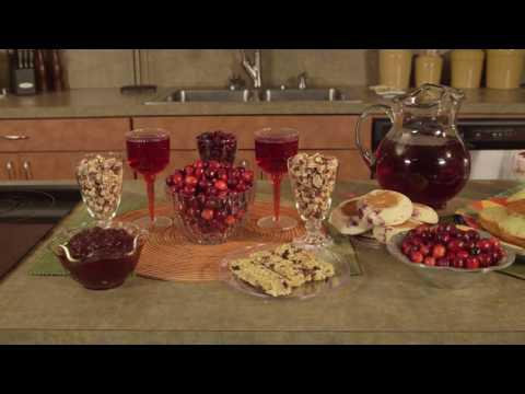 SuperFoods  Cranberries November 13, 2016