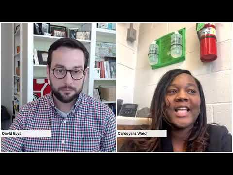 Conversations about Coronavirus: Interview with Cardeysha Ward