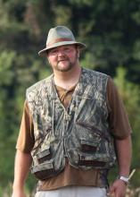 Mississippi State University alumnus Jay Stokes, class of 2007, received the Hero of Conservation award from Field and Stream magazine for his charitable work organizing outdoor adventures for young people who do not have access to hunting and fishing opportunities. (Submitted Photo)