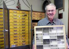 Leon Cambre, a 1958 forest management graduate of Mississippi State University, recently donated his collection of more than 10,000 specimens of long-horned beetles to the Mississippi Entomological Museum. (Submitted Photo)
