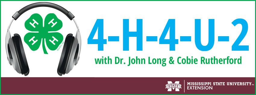 4-H-4-U-2 podcast graphic
