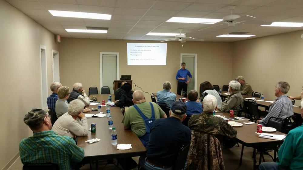 Forestry Association Meeting