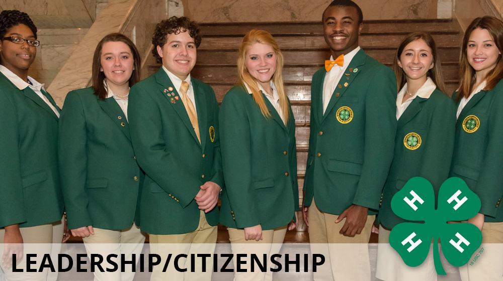 Leadership Citizenship header