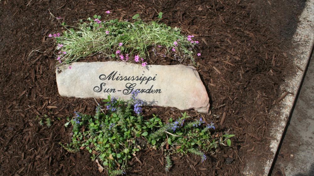 Lee County sun garden
