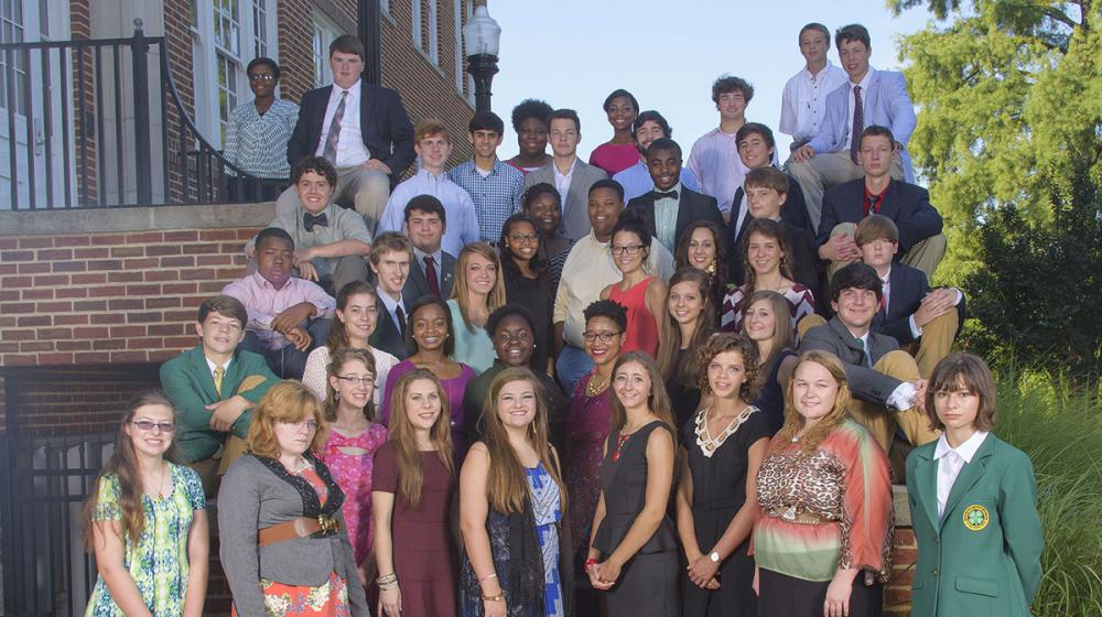 Lee County 4-H group