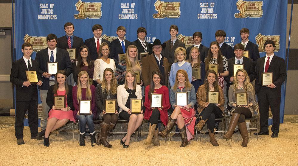 Lee County Scholarship winners