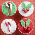 Holiday treats such as these cupcakes tempt partygoers, making wise choices difficult for those with dietary restrictions. (File Photo)