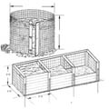 Compost bin ideas sketch