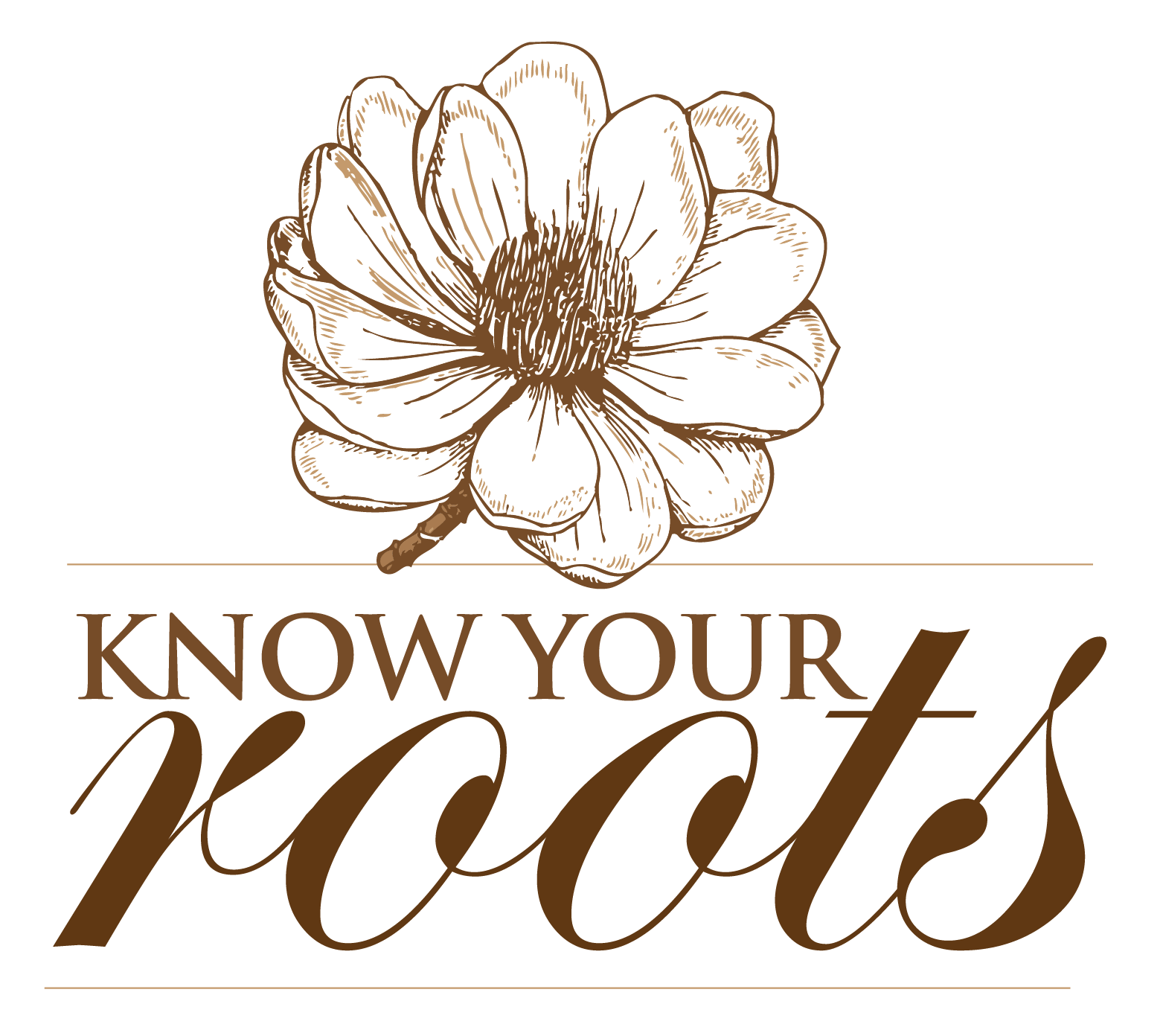 Know Your Roots logo