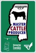 The Mississippi Master Cattle Producer logo.