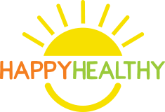 HappyHealthy logo.