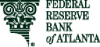 Federal Reserve Bank of Atlanta logo.