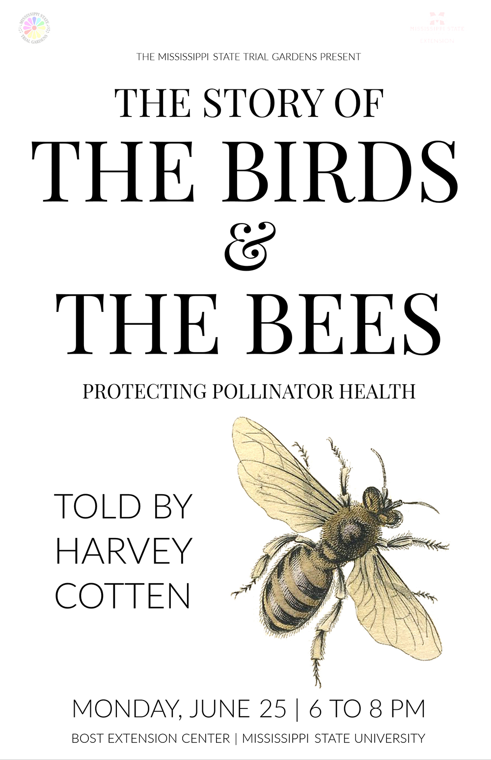 The Story of The Birds and the Bees