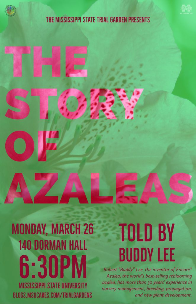 The Story of Azaleas poster