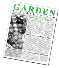Photo of the Garden Tabloid cover