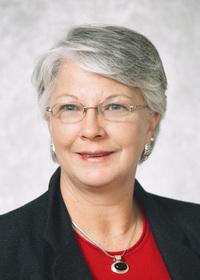Portrait of Ms. Ann Davis