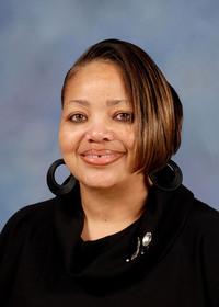 Portrait of Ms. Tashmia Shorvette Turner