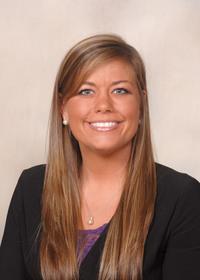 Portrait of Ms. Melissa Renee Morgan