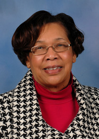 Portrait of Ms. Naomi Thompson