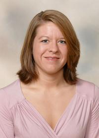 Portrait of Ms. Rebecca L. Hamilton