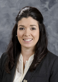Portrait of Dr. Brandi Bourg Karisch