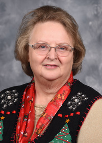 Portrait of Ms. Betty June Bryant