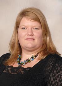 Portrait of Ms. Ellen Marie Russell
