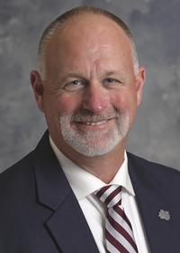 Portrait of Dr. Richard C. Lacy