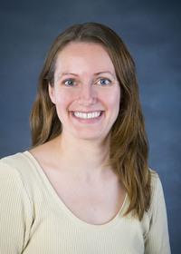 Portrait of Ms. Leah Barbour