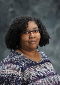 Portrait of Ms. Kesalyn Ledlow Peoples