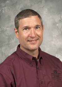 Portrait of Mr. Steven Clark Holman
