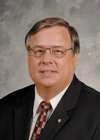 Portrait of Dr. J. Byron Williams