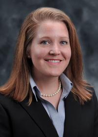 Portrait of Dr. Courtney Crist