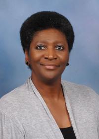Portrait of Ms. Ida Mae Knight